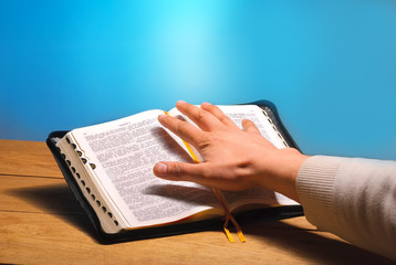 The Bible of the hand