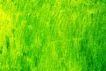 abstract vibrant green artistic background with expressive brushstrokes