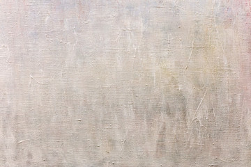 grungy art background. hand painted canvas acrylic texture.