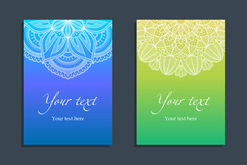 Set Covers with ethnic symmetric abstract circle