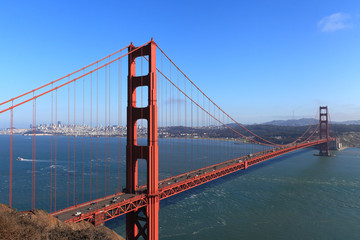 Golden Gate Bridge, California