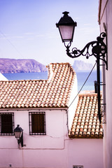 Altea in Alicante, (Spain).
