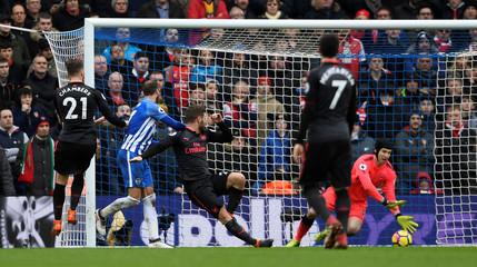Premier League - Brighton & Hove Albion vs Arsenal