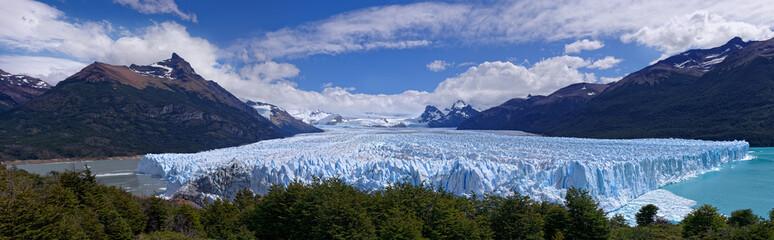 Ice wall Perito Moreno Patagonia