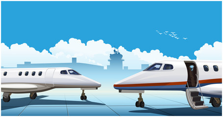 Modern Business Jets