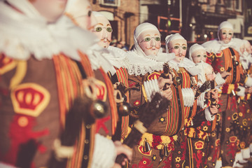Mardi Gras - Carnaval de Binche