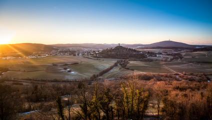 Burg Gleiberg und Giieberger Land III