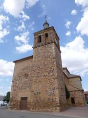 Granátula de Calatrava en la provincia de Ciudad Real, en la comunidad autónoma de Castilla La Mancha (España)