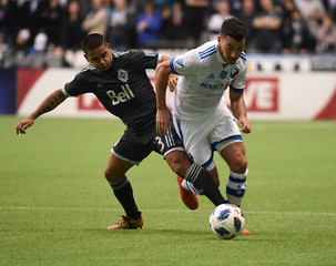 MLS: Montreal Impact at Vancouver Whitecaps