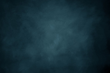 grungy painted dark blue wall