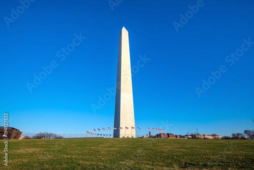 Wall mural Washington Monument in Washington, D.C.