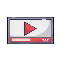 web digital multimedia play video