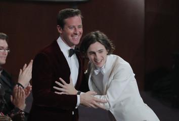 90th Academy Awards - Oscars Show - Hollywood