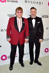 26th Elton John AIDS Foundation Oscar Party - Arrivals