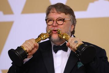 90th Academy Awards - Oscars Backstage – Hollywood