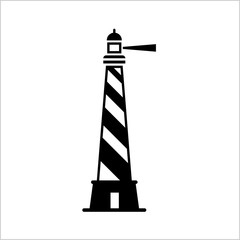 Lighthouse Icon, Light House Icon