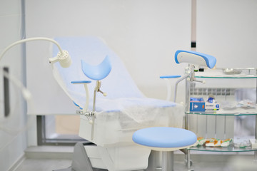 genicologic chair, equipment medicine, medical furniture, hospital, genicology, women's consultation, chair genicology
