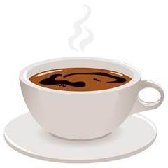 Cup of Greek or Turkish coffee.