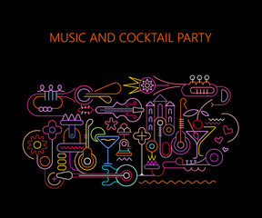 Music and Cocktail Party