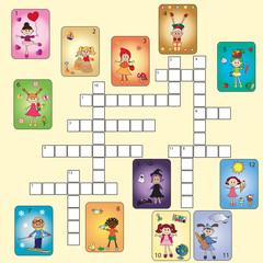 crossword of months