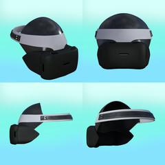VR グラス virtual reality