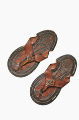 Arab sandals from Ancient Egypt