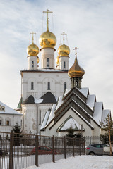Feodorovsky Cathedral and chapel, St. Petersburg