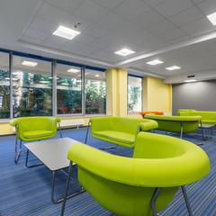Fluo green lounge set