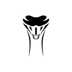 snake sign symbol icon logo logotype template