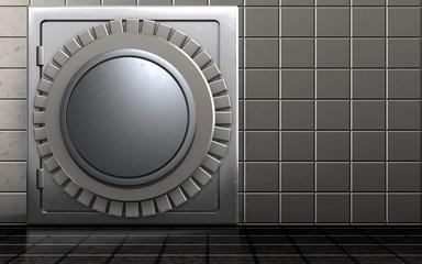 3d metal safe metal safe
