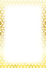 背景素材壁紙,麻の葉柄,伝統模樣,和風,文様,パターン,コピースペース,年賀状,はがきテンプレート,