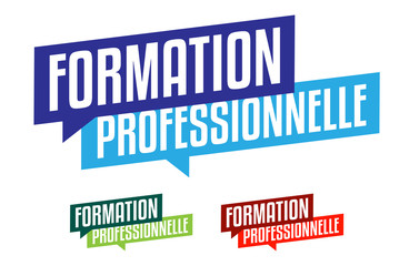 Formation professionnelle Wall mural