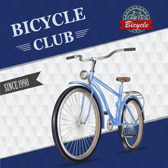 Bicycle club banner