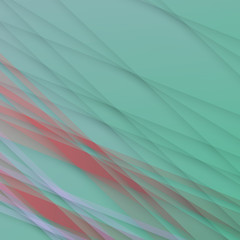 Colorful abstract background, vector.