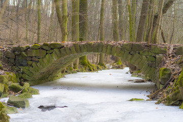 Bridge on the  creek