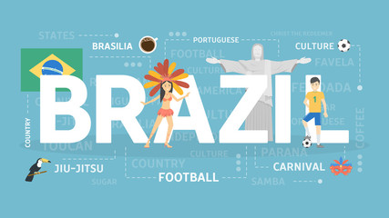 Welcome to Brazil.