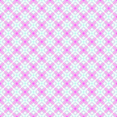Interconnected seamless pattern