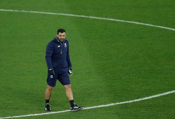 Champions League - FC Porto Training
