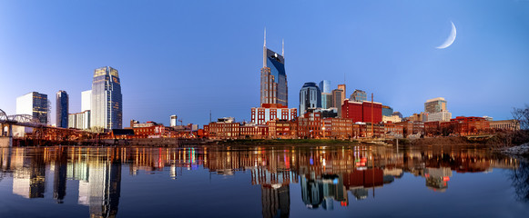 Wall Mural - Nashville in the morning