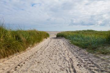 Strandweg Amrum