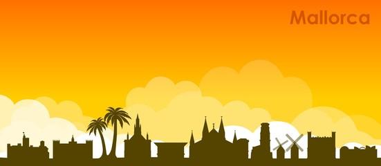 Skyline Palma de Mallorca