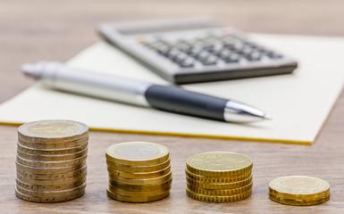 Reiseplanung - Finanzen