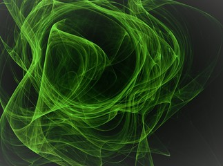 Beautiful color background. Abstract fractal illustration generated by computer.