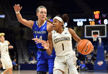 NCAA Womens Basketball: Big East Conference Tournament-Creighton vs Marquette