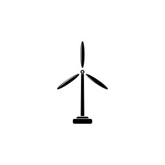 Windmill Electra Mill icon. Detailed icon of ecology signs icon. Premium quality graphic design. One of the collection icon for websites, web design, mobile app
