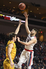 NCAA Basketball: West Coast Conference Tournament-Gonzaga vs San Francisco
