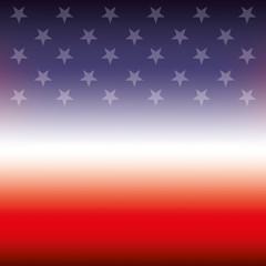 flag of united states blurred texture design