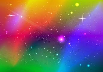 カラフル宇宙07