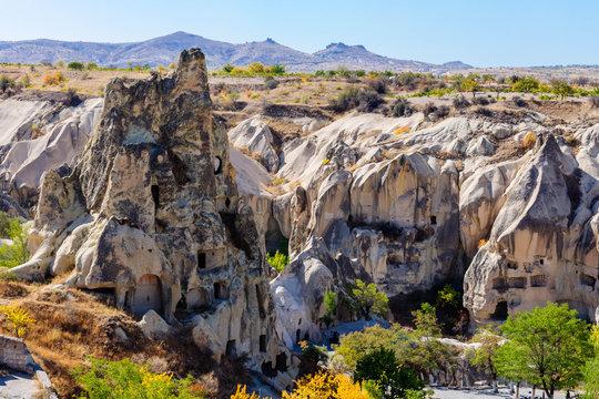 Goreme Open Air Museum, Kapadokya, Turkey