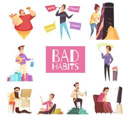 Bad Habits Set